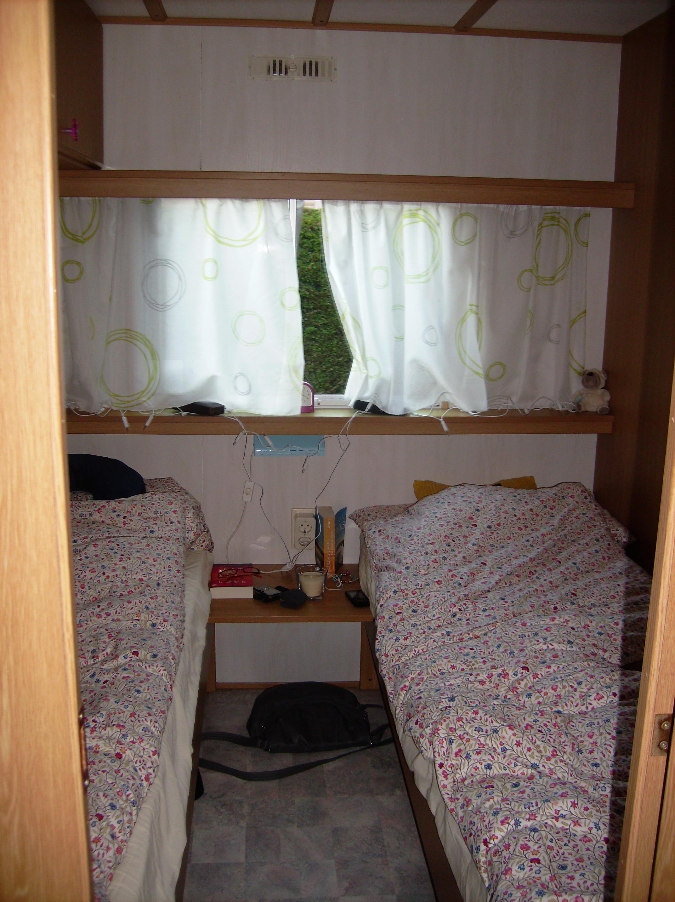 caravan auf terscheling caravan. Black Bedroom Furniture Sets. Home Design Ideas